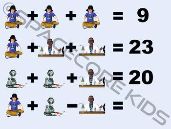 Daily Math Bell Ringers First Grade STEM Activity