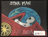 SpaceX Star Man