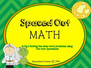Spaced Out Math