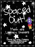 Spaced Out Math Literacy Work Stations (Great for Outer Space Units!)