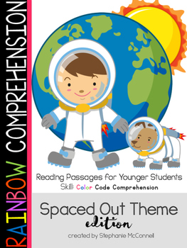 Spaced Out- Rainbow Comprehension for Young Students