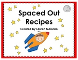 Spaced Out Recipes- Outer Space Themed Recipes for Student