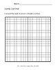 Spaceman Dot to Dot, Graphing Ordered Pairs, Hidden Picture