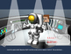 Spaceman Spiff's Adventure in Space; animated