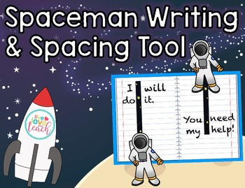 Spaceman Writing and Spacing Tool