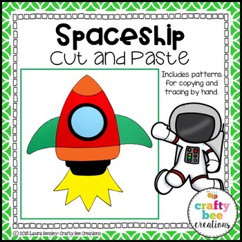 Spaceship Cut and Paste