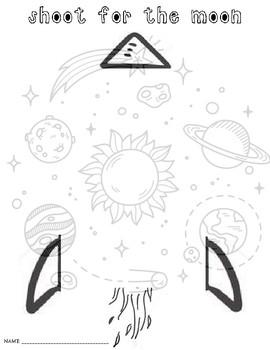 Spaceship Handprint