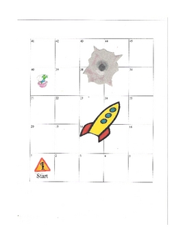 Spaceships and Black Holes--A Board Game