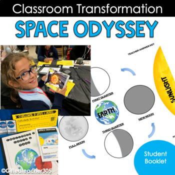 Space Odyssey Classroom Transformation