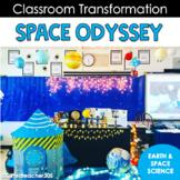 Space Odyssey Classroom Transformation Virtual Lab