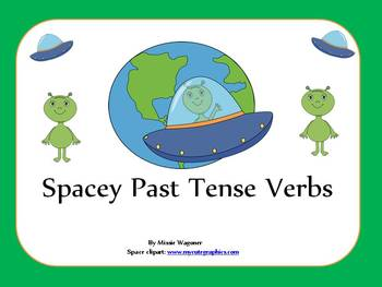 Spacey Past Tense Verbs