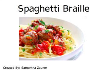 Spaghetti Braille