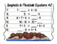 Spaghetti & Meatballs Equations-- An Equality Resource