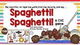 CVC constant-vowel-constant game Spaghetti! Spaghetti!