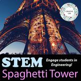 Spaghetti Tower Challenge - STEM