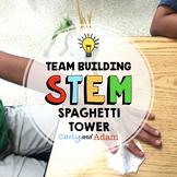 Spaghetti Tower Team Building STEM Challenge