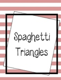 Spaghetti Triangle Inequality Theorem