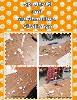 Spaghetti and Marshmallow Challenge