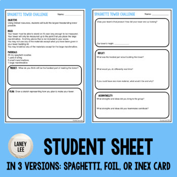 First Day of School Science Activity