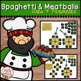 Area and Perimeter Activity: Spaghetti and Meatballs for All (Math Literature)