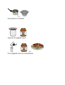 Spaghetti and Sauce