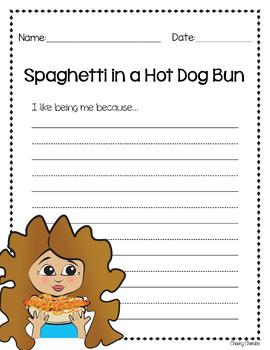 Spaghetti in a Hot Dog Bun - Activities