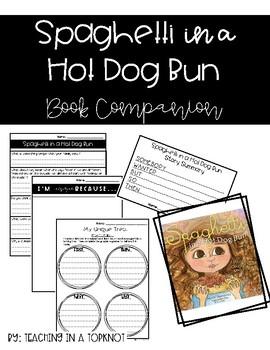 Spaghetti in a Hot Dog Bun Book Companion