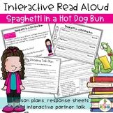 Spaghetti in a Hot Dog Bun Interactive Read Aloud