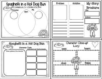 Spaghetti in a Hot Dog Bun (Story Companion)