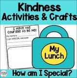 Spaghetti in a Hot Dog Bun Activity, Class Book, and Craft