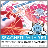 Spaghetti with Yeti Game Companion