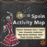 Spain Activity Map (ALL Spanish Levels)