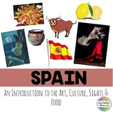 Spain: An Introduction to the Art, Culture, Sights, and Food