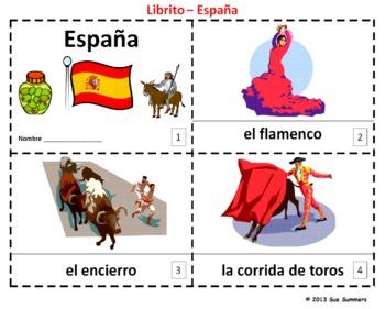 Spain Booklets - Libritos de Espana
