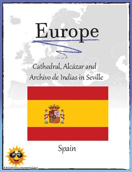 (EUROPE GEO) Spain:Cathedral,Alcazar and Archivo de Indias in Seville—RSCH Guide
