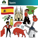 Spain Clip Art