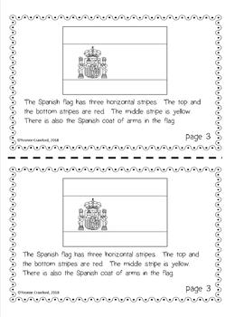 Spain Country Booklet - Spain Country Study - Interactive and Differentiated