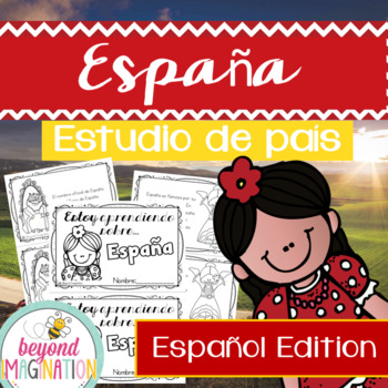 Spain Booklet Country Study Project Unit Español (Spanish) Edition