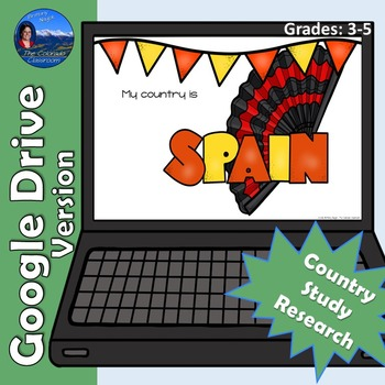 Spain Country Study - Google Drive Version
