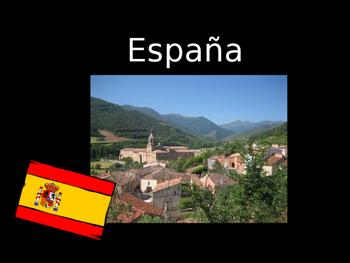 Spain Cultural Presentation