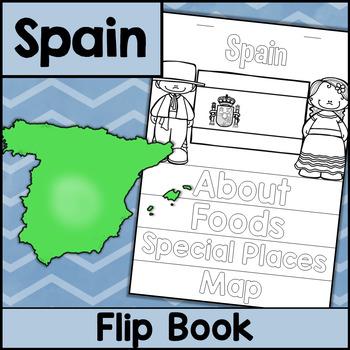 Spain Flip Book
