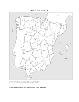 Spain: Geography and Culture