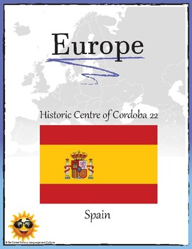 (EUROPE GEOGRAPHY) Spain: Historic Centre of Cordoba 22—Research Guide