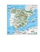 Spain Map Scavenger Hunt