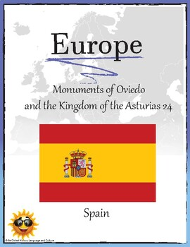 (EUROPE)Spain: Monuments of Oviedo and the Kingdom of the Asturias 24—RSCH Guide