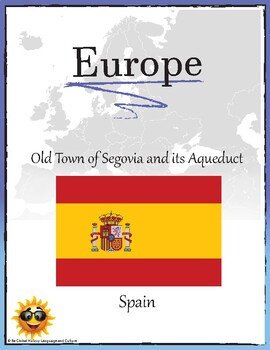 (EUROPE GEOGRAPHY) Spain: Old Town of Segovia and its Aqueduct—Research Guide