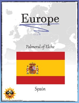 (EUROPE GEOGRAPHY) Spain: Palmeral of Elche—Research Guide