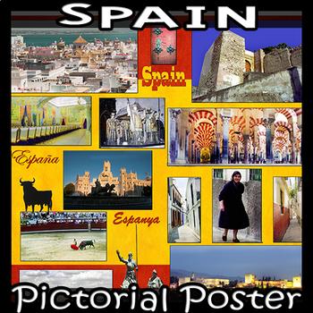 Spain  Photo Poster - Horizontal