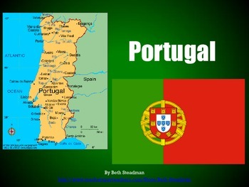 Spain, Portugal, Italy PowerPoints Bundle