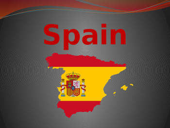 Spain Powerpoint Presentation